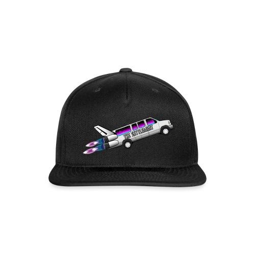 Rocketship - Snap-back Baseball Cap