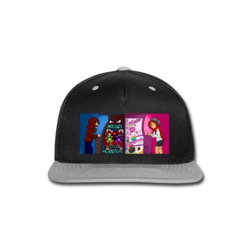 Modii & Heather's Arcade - Snap-back Baseball Cap