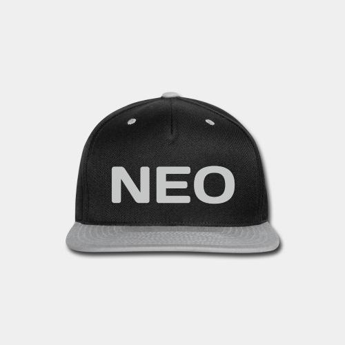neo - Snap-back Baseball Cap