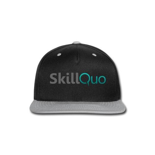 SkillQuo - Snap-back Baseball Cap