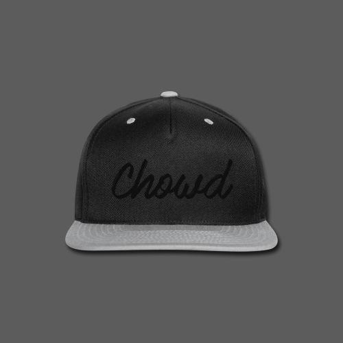 CHOWD Editie limitata - Snap-back Baseball Cap