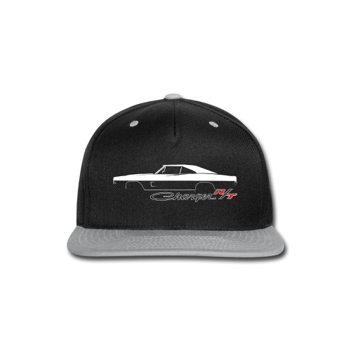 dodge charger RT - Snap-back Baseball Cap