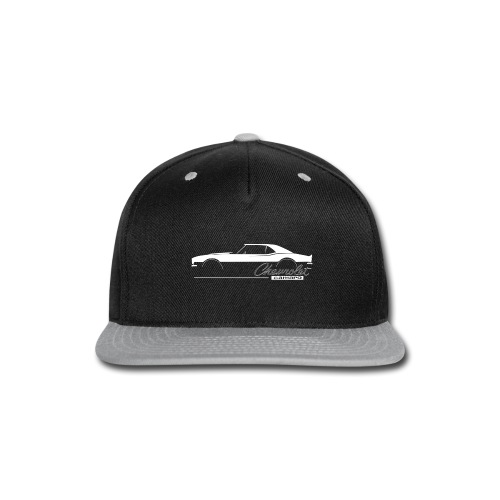 60s camaro - Snap-back Baseball Cap