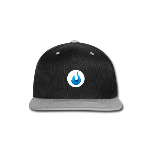 flame front png - Snap-back Baseball Cap