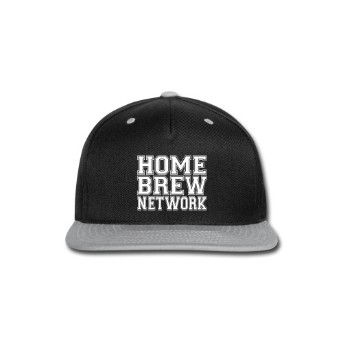 Home Brew Network 2-Sided True Independent - Snap-back Baseball Cap