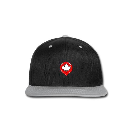 WHATSUP CANADA - Snap-back Baseball Cap