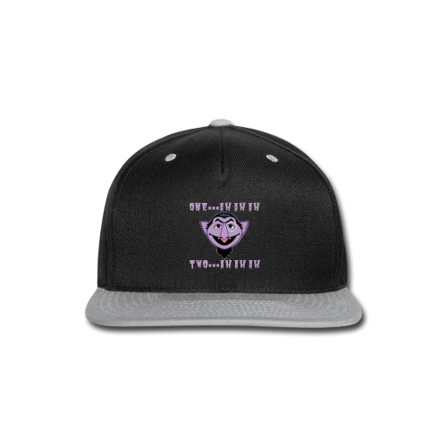 Count Two Count - Snap-back Baseball Cap