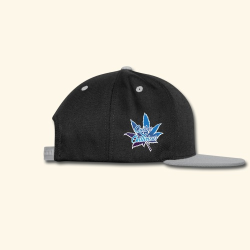 One Leaf Quebec Chillicious clothing brand - Snap-back Baseball Cap