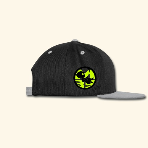 m39 quebec chillicious - Snap-back Baseball Cap