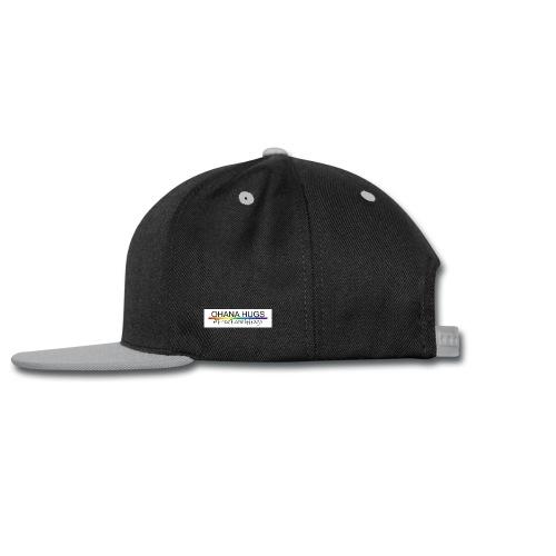 Ohana Hugs - Snap-back Baseball Cap