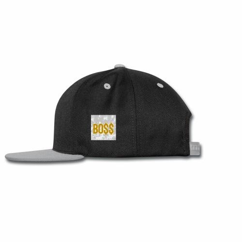 Boss - Snap-back Baseball Cap