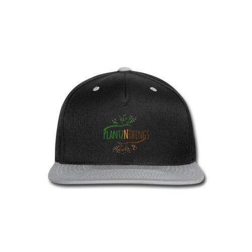 Get the Day Growing (Blue Mug) - Snap-back Baseball Cap