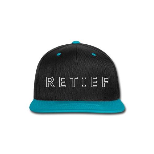 Retief Cap - Snap-back Baseball Cap
