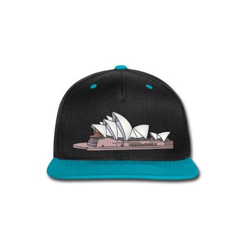 Sydney Opera House - Snap-back Baseball Cap