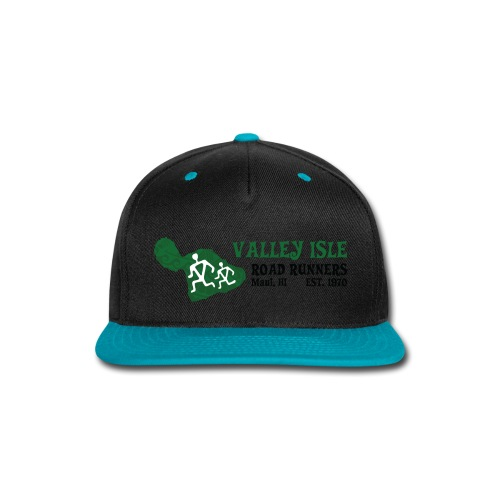 Valley Isle Road Runners - Snap-back Baseball Cap