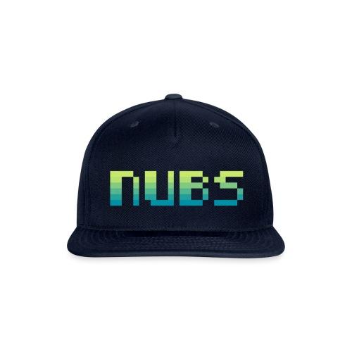 cool nubs - Snap-back Baseball Cap