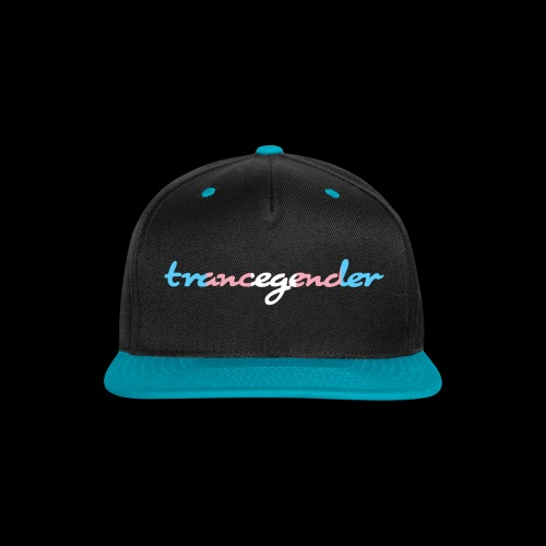 trancegender - Snap-back Baseball Cap