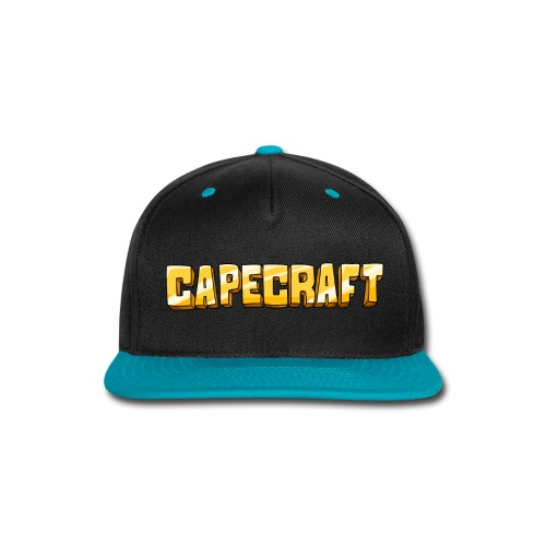 Main Logo - Snap-back Baseball Cap