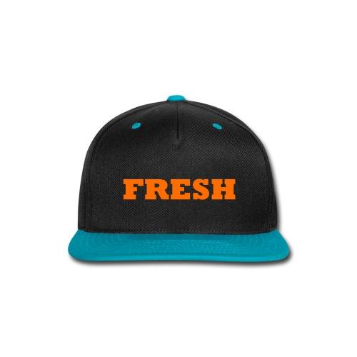 FRESH Premium Collection - Snap-back Baseball Cap