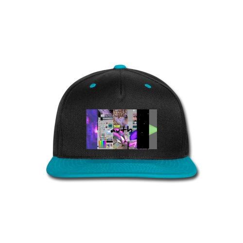Vaporauth - Snap-back Baseball Cap