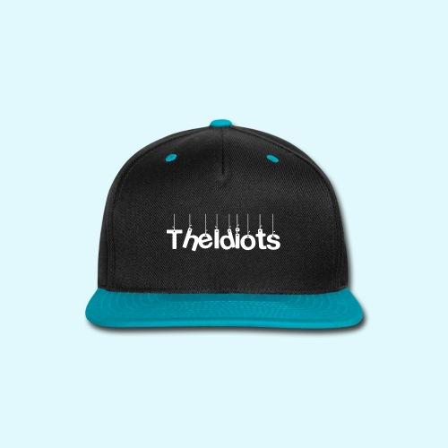 The Idiots Podcast - Snap-back Baseball Cap