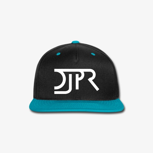 DJPR logo - Snap-back Baseball Cap