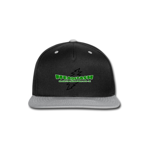 Headstash T-Shirts - Snap-back Baseball Cap