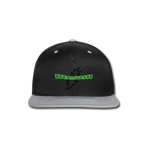Headstash T / no quote - Snap-back Baseball Cap