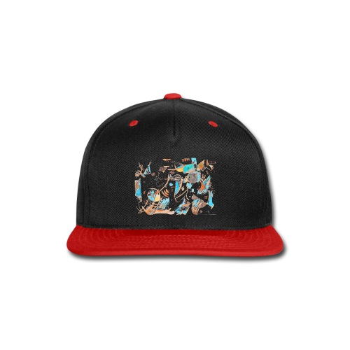 Firooz - Snap-back Baseball Cap