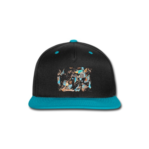 Firooz - Snap-back Baseball Cap