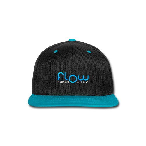 Poker Flow Show Merch - Snap-back Baseball Cap