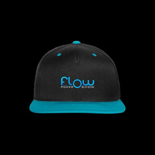 Poker Flow Show Merch - Snap-back Baseball Cap