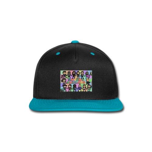 Heroes Gallery - Snap-back Baseball Cap