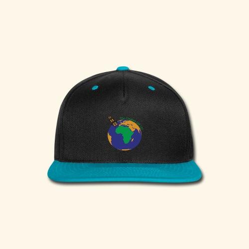 The CG137 logo - Snap-back Baseball Cap