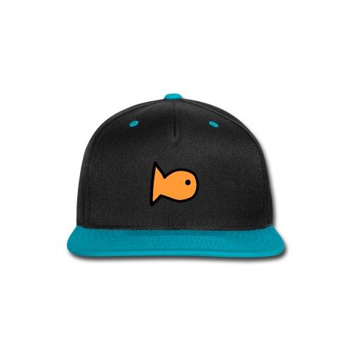Charlytoons's fish - Snap-back Baseball Cap