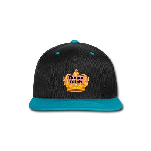 Queen Bitch - Snap-back Baseball Cap