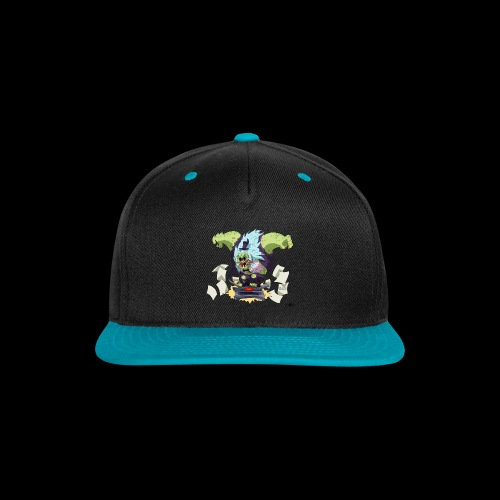 Printing - Snap-back Baseball Cap