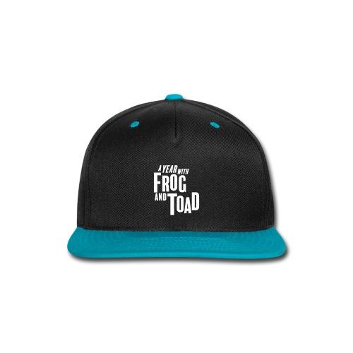 Frog and Toad - Snap-back Baseball Cap