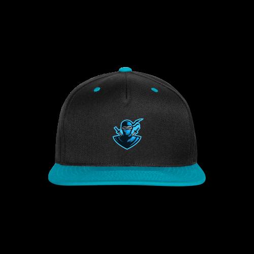 JKL Ninja logo - Snap-back Baseball Cap