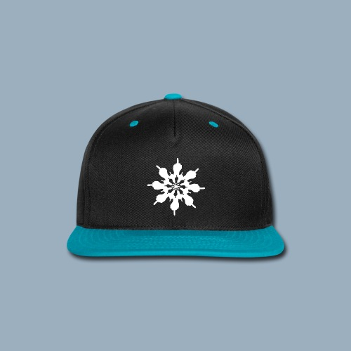 Birdflake - Snap-back Baseball Cap
