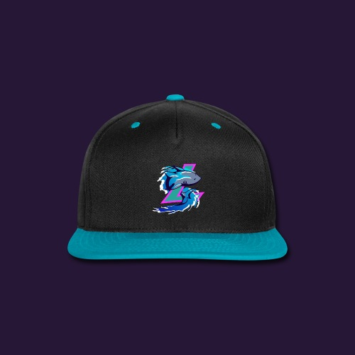 Sharklad Logo - Snap-back Baseball Cap