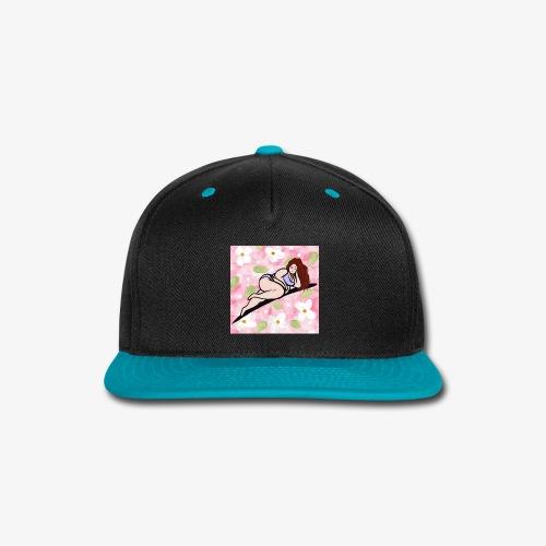 BB017E74 9610 486F 811B 0F0CB626E658 - Snap-back Baseball Cap