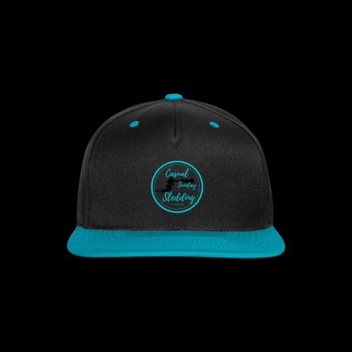 CSS Sledder - Snap-back Baseball Cap