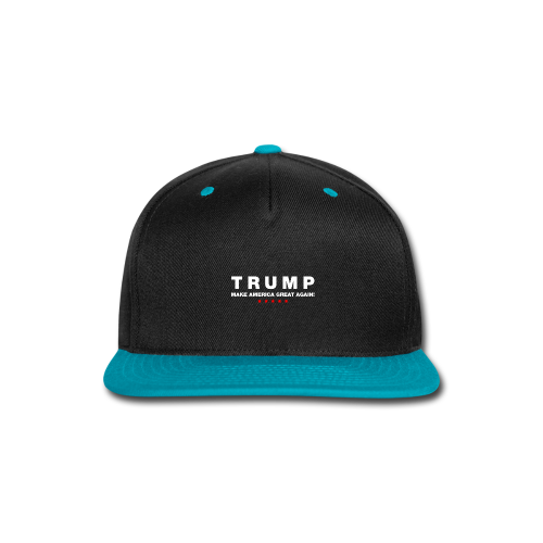 Official Trump 2016 - Snap-back Baseball Cap