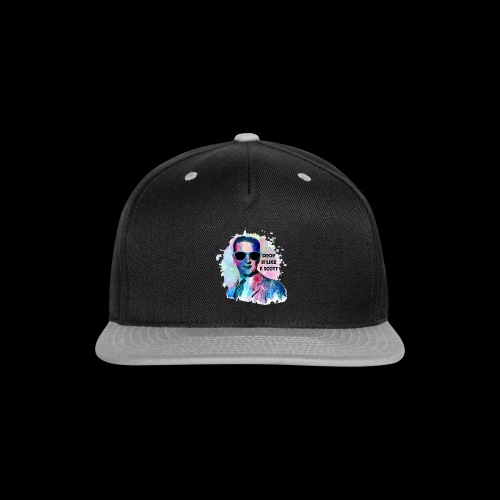 Drop it Like F. Scott | Write Music - Snap-back Baseball Cap