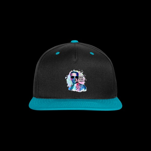 Drop it Like F. Scott | Write Music - Snap-back Baseball Cap