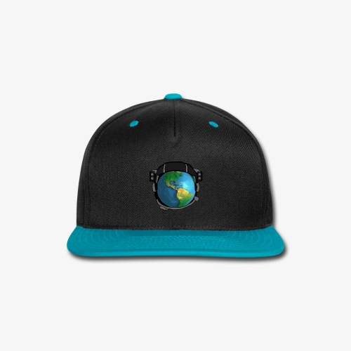 World Helmet - Snap-back Baseball Cap