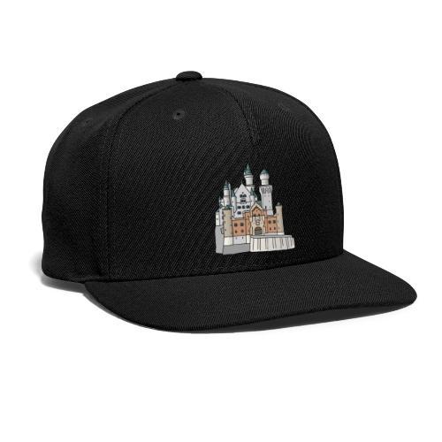 Neuschwanstein Castle, Bavaria - Snap-back Baseball Cap