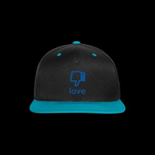 Un-LIKE Love - Snap-back Baseball Cap