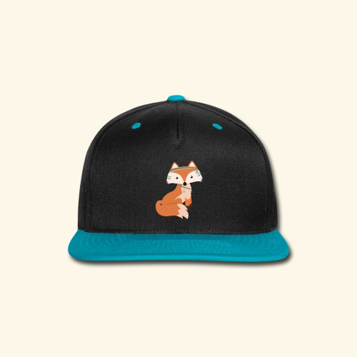 Felix Fox - Snap-back Baseball Cap